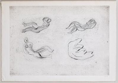 Jean Fautrier, 'Naissance de la femme', 1948