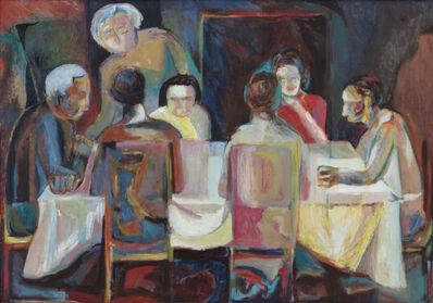 Dorothy Cantor, 'Family Seder', ca. 1948
