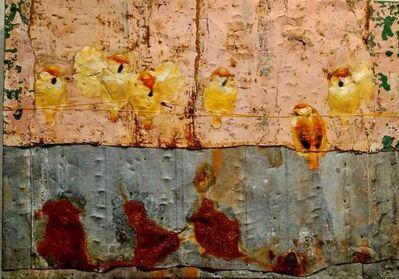 Wittaya Pised, 'Birdsong', 2021