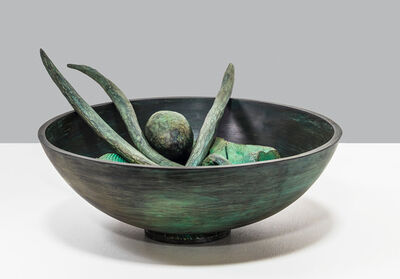 James Surls, 'Bronze Bowl Ed. 2/5', 2015