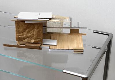 Zheng Mengzhi, 'Maquette abandonnée no. 2', 2015