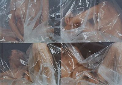 Eunice Golden, 'Wrappings #1', 1976