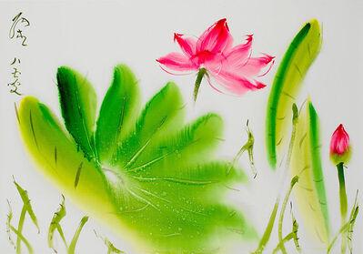 Chang Chieh 張杰, 'Lotus 2007 No. 1', 2007