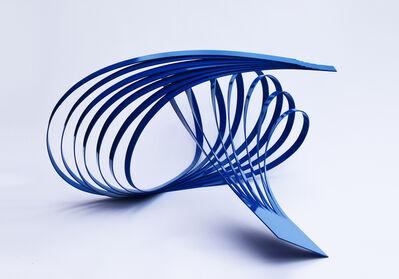 Merete Rasmussen, 'Blue Velocity', 2018