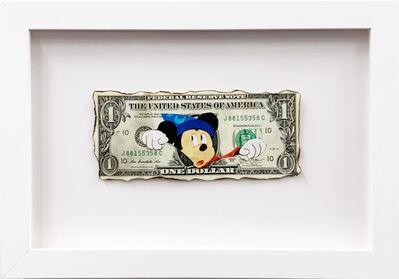 Noodles, 'Magic Dollar', 2018