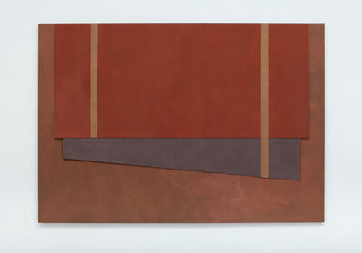 Mary Obering, 'Fleshscape', 1975
