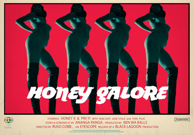Jamie Hewlett, 'No. 2. Honey Galore', 2015