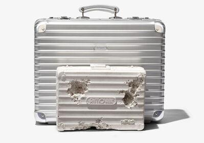 Daniel Arsham, 'Daniel Arsham X Rimowa - Suitcase ',  2019
