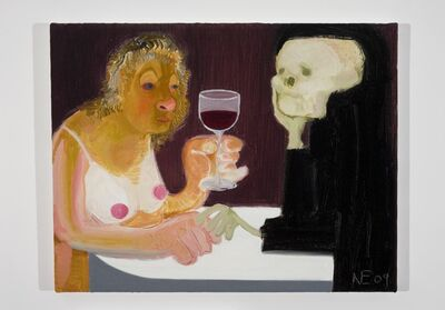 Nicole Eisenman, 'Death and the Maiden', 2009