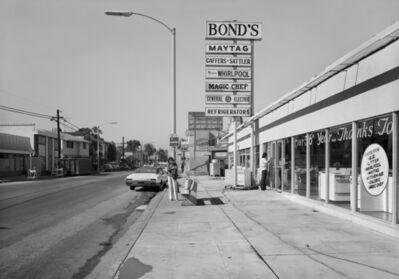 Anthony Hernandez, 'Public Transit Areas #4', 1980