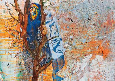 Daniel Richter, 'The Decorative Immigrant', 2015