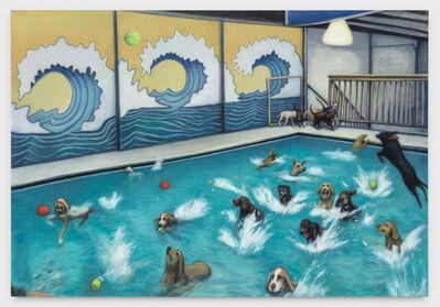 Rob Thom, 'Faux Hokusai Cooldown', 2020
