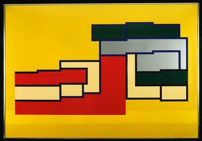 Robyn Denny, 'One Quarter', 1976-1977