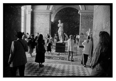 Gérard Rondeau, 'Musée du louvre, Paris, 1993', 1993