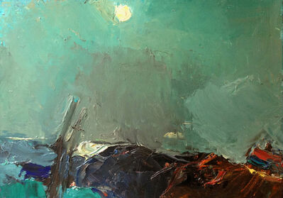 Joan Eardley, 'Sea & Sky', ca. 1961