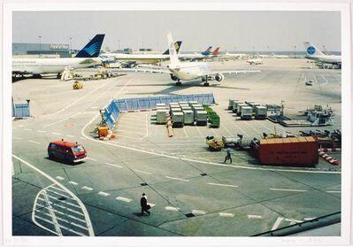 David Weiss, 'Untitled (Airport Frankfurt am Main)', 1988-1989