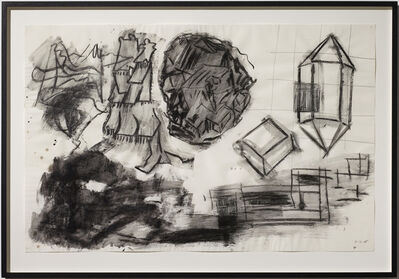 Per Kirkeby, 'Untitled (9-12-88)', 1988