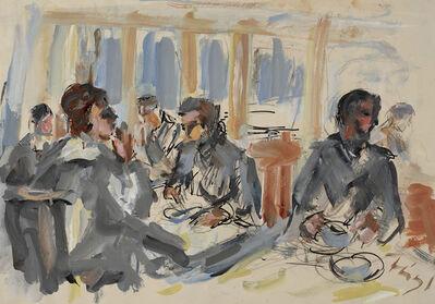 Frederick Feigl, 'The Restaurant', n.d.