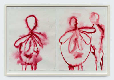 Louise Bourgeois, 'Alone and together', 2007