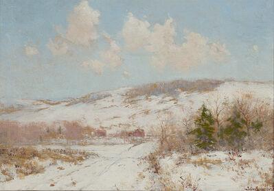 Julian Onderdonk, 'Winter Morning, Sullivan County, New York', 1909