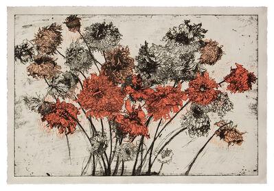 Helen Gotlib, 'Fall Dahlias II (16/51)'