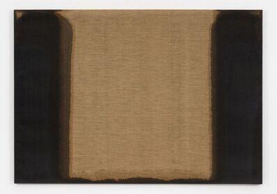 Yun Hyong-keun, 'Umber-Blue', 1978