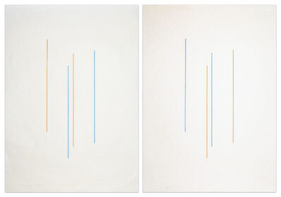Fred Sandback, 'Untitled', 1984
