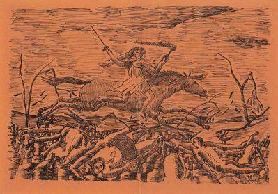 Henri Rousseau, 'La Guerre', 1894