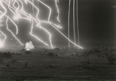 An-My Lê, '29 Palms: Night Operations III', 2002-2004