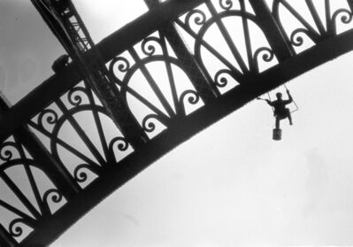 Michael Putland, 'Paris, Eiffel Tower'