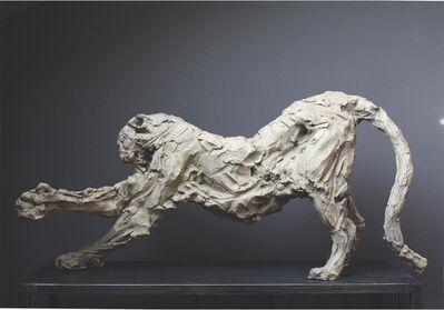 Patrick Villas, 'Panthère se léchant la patte ', 2006