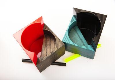 Rafael de Cárdenas, 'Le-Cube All', 2013