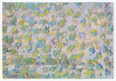 Sam Gilliam, 'Cape', 1974