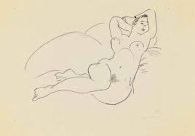 Henri Matisse, 'Figure Endormie', 1927