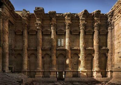 Christian Voigt, 'Baalbek Temple Inside, Baalbek, Libanon', 2017
