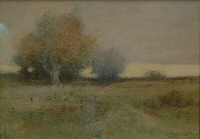 Charles Melville Dewey, 'A Quiet Pond', ca. 1905