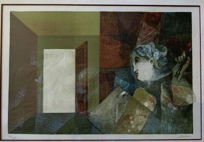Alvar Sunol, 'Portal Rouge', ca. 1980