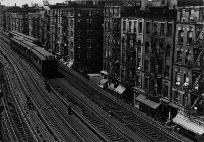 Sid Grossman, 'untitled, New York', 1940-1949
