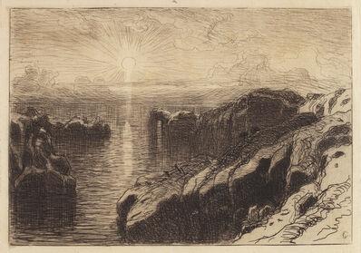 Samuel Colman, 'Pacific Coast, California', 1878-1879