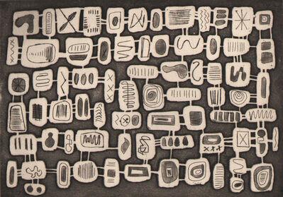 Dorothy Dehner, 'Letter', 1953