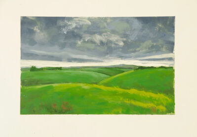 Katie Weiss, 'Storm Clouds on the Prairie', 2016