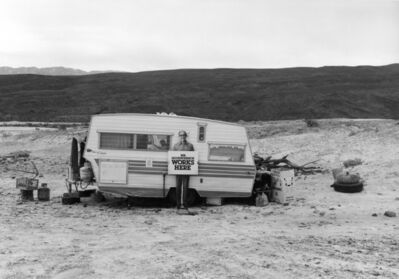Ingeborg Gerdes, 'Saline Valley, California', 1983