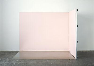 Imi Knoebel, 'Ort-Rosa', 2013