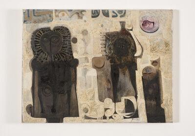 Ibrahim El-Salahi, 'They Always Appear', 1964