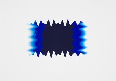 Peter Saville, 'New Wave Blue I', 2013