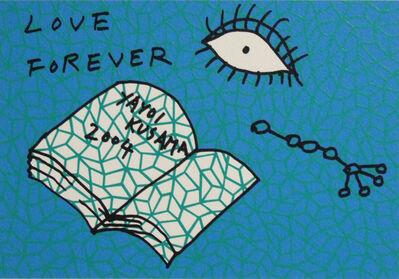 Yayoi Kusama, 'Book to Read at Night D', 2004