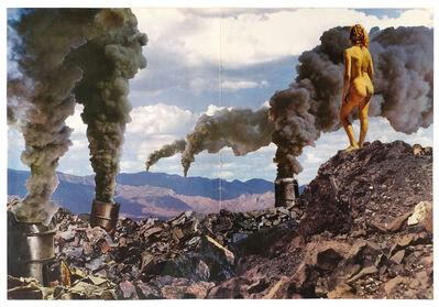 Javier Piñón, 'Smoke Signals', 2017