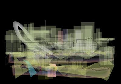 Guillem Juan Sancho, 'Palimpsest 6', 2020