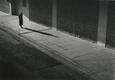 Fan Ho, 'Lonely Stroll', 1958