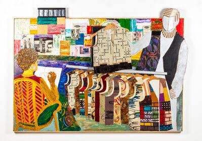 Jae Jarrell, 'Going to NYC', 1994